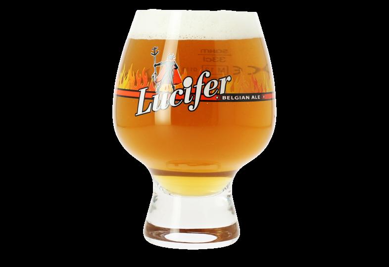 Beer glasses - Lucifer glass - 25 cl