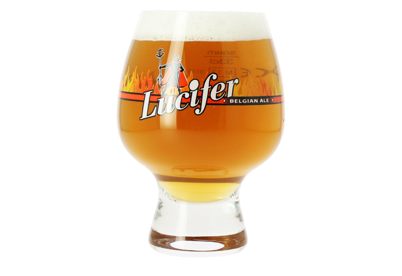 Beer glasses - Lucifer glass - 25 cl