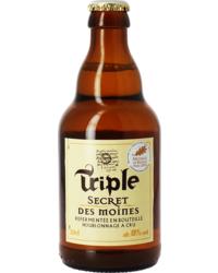 Bouteilles - Triple Secret des Moines