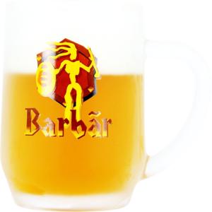 Verre Barbar Bock - 25 cl