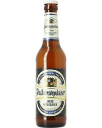 Bouteilles - Weihenstephaner Hefe Weissbier - 33 cL