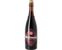 Bouteilles - Westmalle Dubbel Brune  75 cl