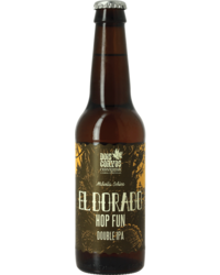 Flaschen Bier - Dois Corvos El Dorado Hop Fun