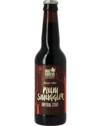 Bottled beer - Dois Corvos Plum Smuggler