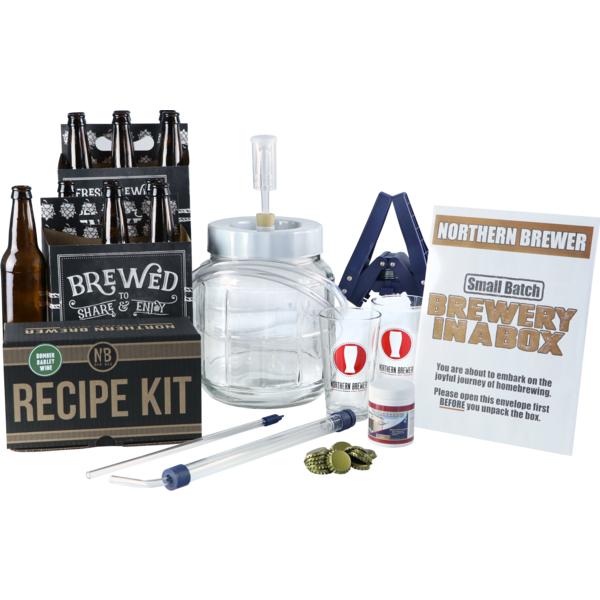 Kit de brassage complet GO PRO - Bomber Barleywine