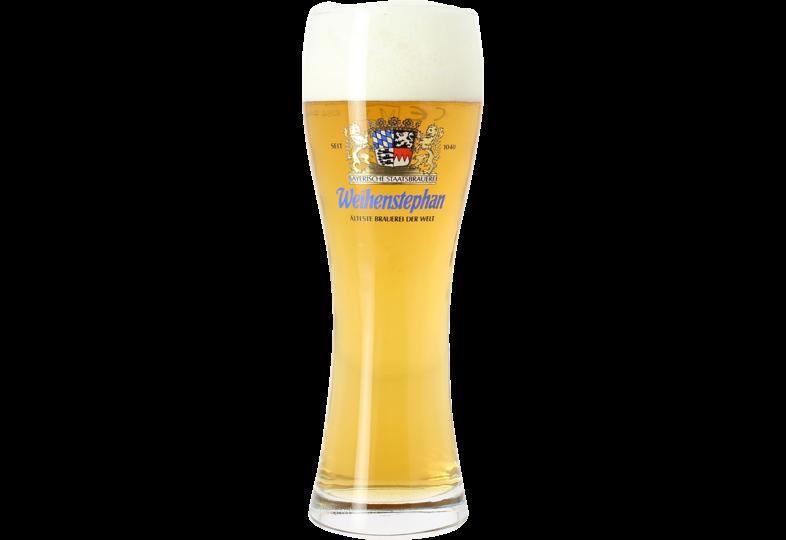 Beer glasses - Weihenstephaner 30cl glass