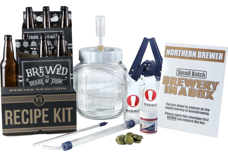 Brouwbenodigdheden - Go Pro Small Batch Starter Kit - The Innkeeper