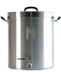 Accessori per la birrificazione - 30 Gal MegaPot 1.2 w/ ball valve