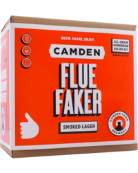 Kit ricette per tutti i grani - Camden Town - Flue Faker All-Grain Kit CRUSHED