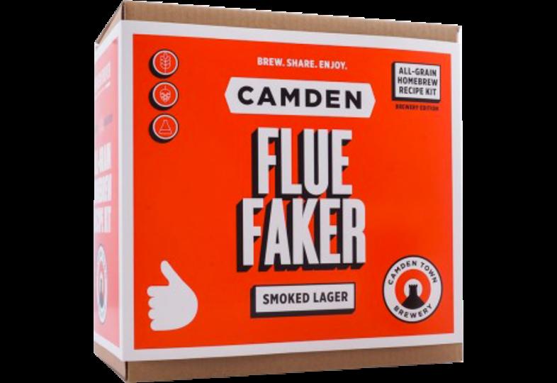 Kit ricette per tutti i grani - Camden Town - Flue Faker All-Grain Kit CRUSHED