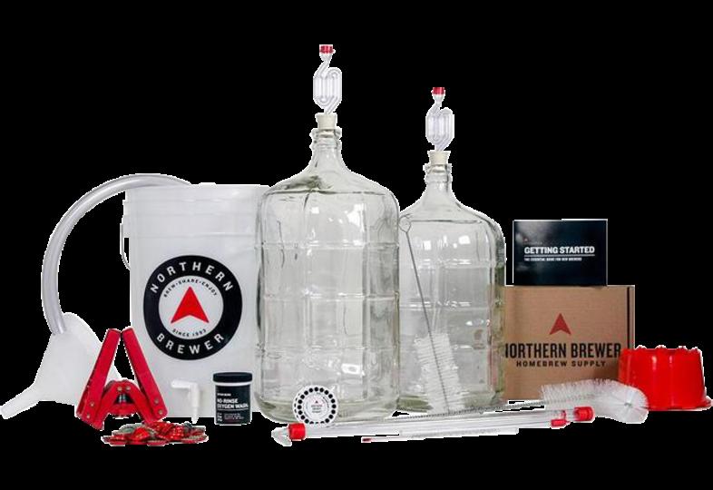 Bottled beer - Deluxe Starter Kit Glass - Chinook IPA