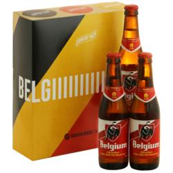 Gåvoboxar - Country Pack Belgique