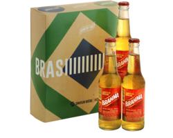 HOPT biergeschenken - Country Pack Brazilie