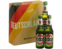 Gift Box - Germania World Cup Country Pack - 3 classic Becks