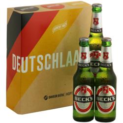 HOPT biergeschenken - Country Pack Duitsland