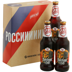 HOPT biergeschenken - Country Pack Rusland