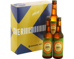 Gift Box - Svezia World Cup Country Pack - 3 Oppigårds Everyday IPA
