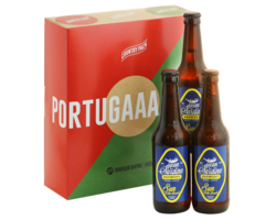 Gift Box - Portogallo World Cup Country Pack - 3 Mean Sardine Lager