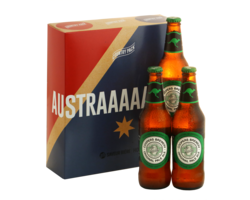 Gift Box - Australia World Cup Country Pack - 3 Coopers Original Pale Ale