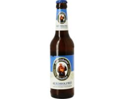 Bottled beer - Spaten Franziskaner Hefe-Weissbier Alkoholfrei