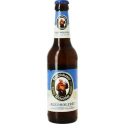 Flessen - Spaten Franziskaner Hefe-Weissbier Alkoholfrei