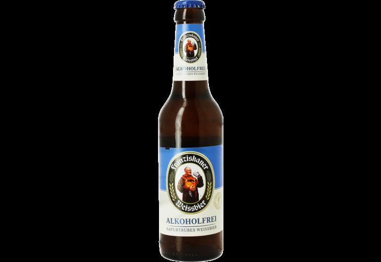 Bouteilles - Hefe-Weissbier Alkoholfrei