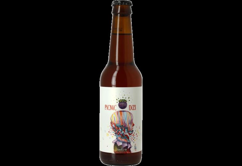 Bottled beer - La Débauche Picnic Day