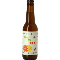 Bottled beer - La Débauche Kiss my ACE