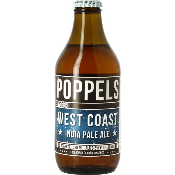 Poppels West Coast India Pale Ale
