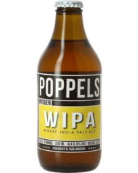 Bottled beer - Poppels WIPA – Wheat India Pale Ale