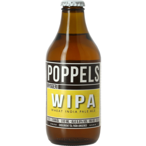 Poppels WIPA – Wheat India Pale Ale