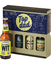 Botellas - Pack Top Dad