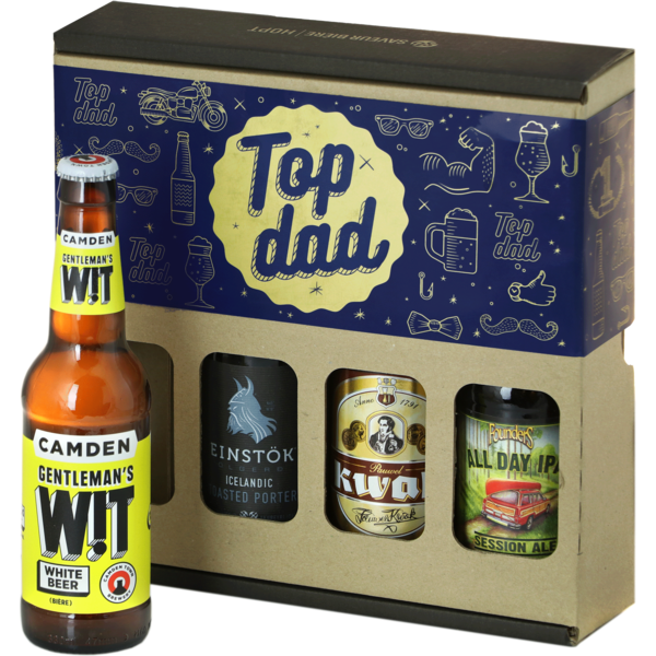 Coffret Top Dad