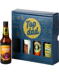 Bottled beer - The Top Dad Collection
