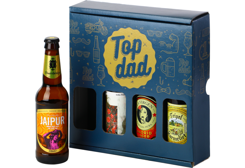 Bottiglie - Cofanetto Top Dad