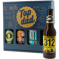 Flessen - Pack Top Dad Vaderdag Collectie