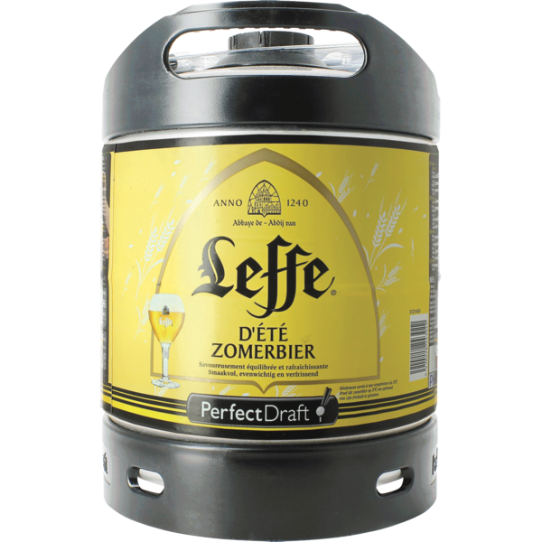Perfect Draft Leffe Zomerbier 6Ltr