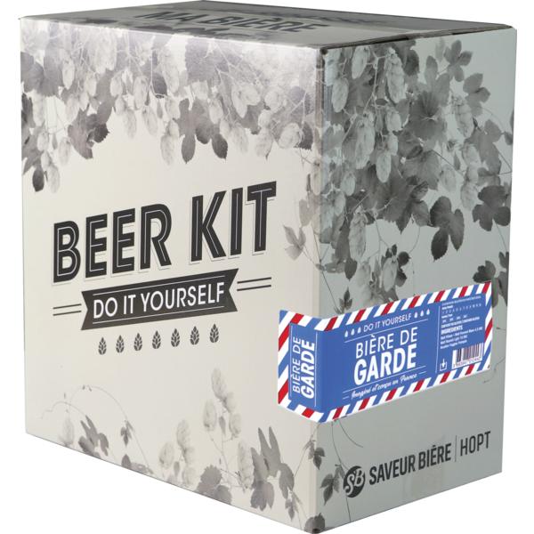 Beer Kit, je brasse une bière de garde