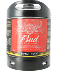 Barriles - Budweiser Bud PerfectDraft 6-litro Barril