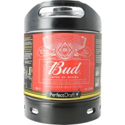 Tapvaten - Budweiser Bud PerfectDraft Vat 6L