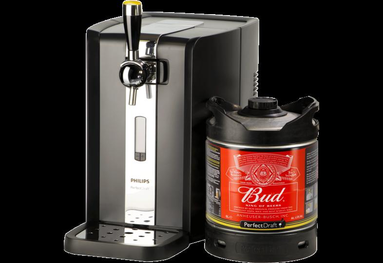Tireuse à bière - Pack Tireuse Perfectdraft Bud