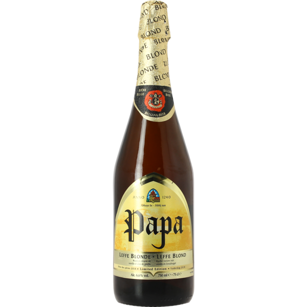 Leffe Blond Papa - Vaderdag Limited Edition 75cl