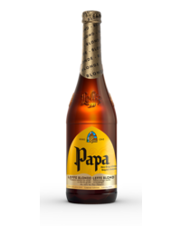 Flessen - Leffe Blond Papa - Vaderdag Limited Edition 75cl