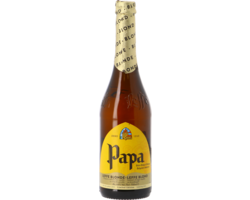 Bottled beer - Leffe Blond Papa - Limited Edition 75cl