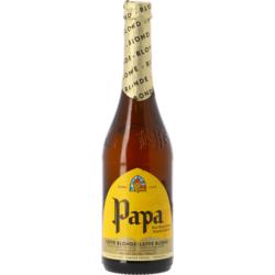 Flaskor - Leffe Blond Papa - Limited Edition 75cl