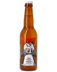 Bottled beer - Sainte Cru Ni Dieu, Ni Maître Pineapple