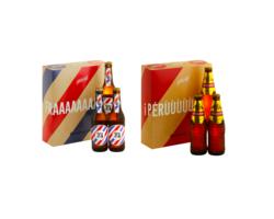 Gift Box - Country pack x2 Francia - Perù