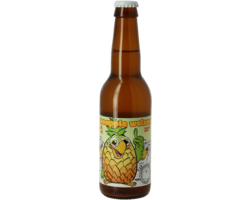 Bottled beer - Uiltje Pineapple Weizen