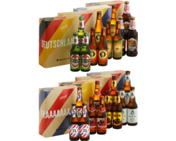 Cajas regalo - Pack del Mundial - Europa