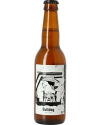 Flaschen Bier - Frontaal Bulldog